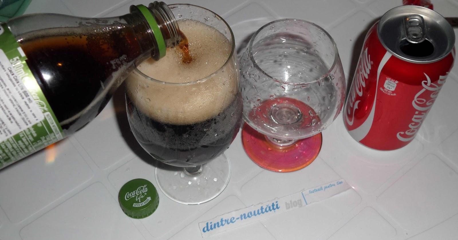 băutură răcoritoare carbogazoasă cu extracte vegetale cu zahăr și îndulcitor stevie doza si PET bidon clasic versus romania