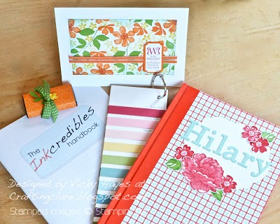 Join Stampin' Up with Crafting clare for the special price of £99 and get extra products and a free welcome pack