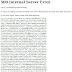 [SOLVED] YOUTUBE Not Working (500 Internal Error Server)