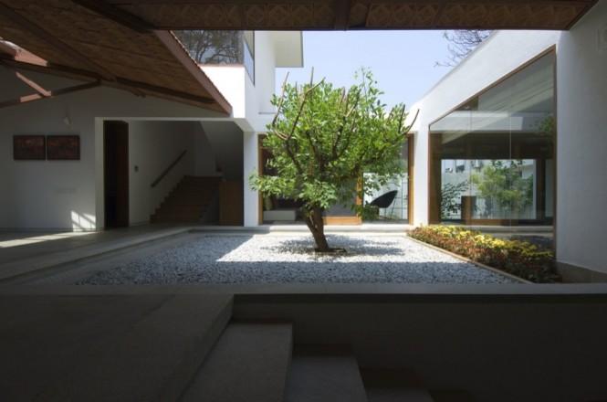 Vastu House In India - Elegance Dream Home Design