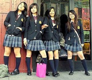seragam sekolah jepang