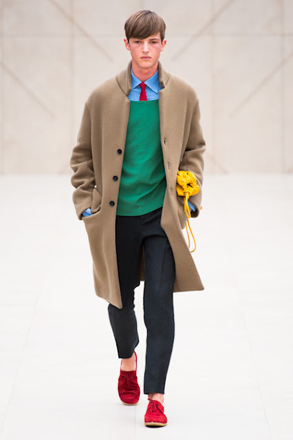 Burberry Prorsum SS14, London Collections Men
