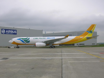 cebu pacific airbus a330