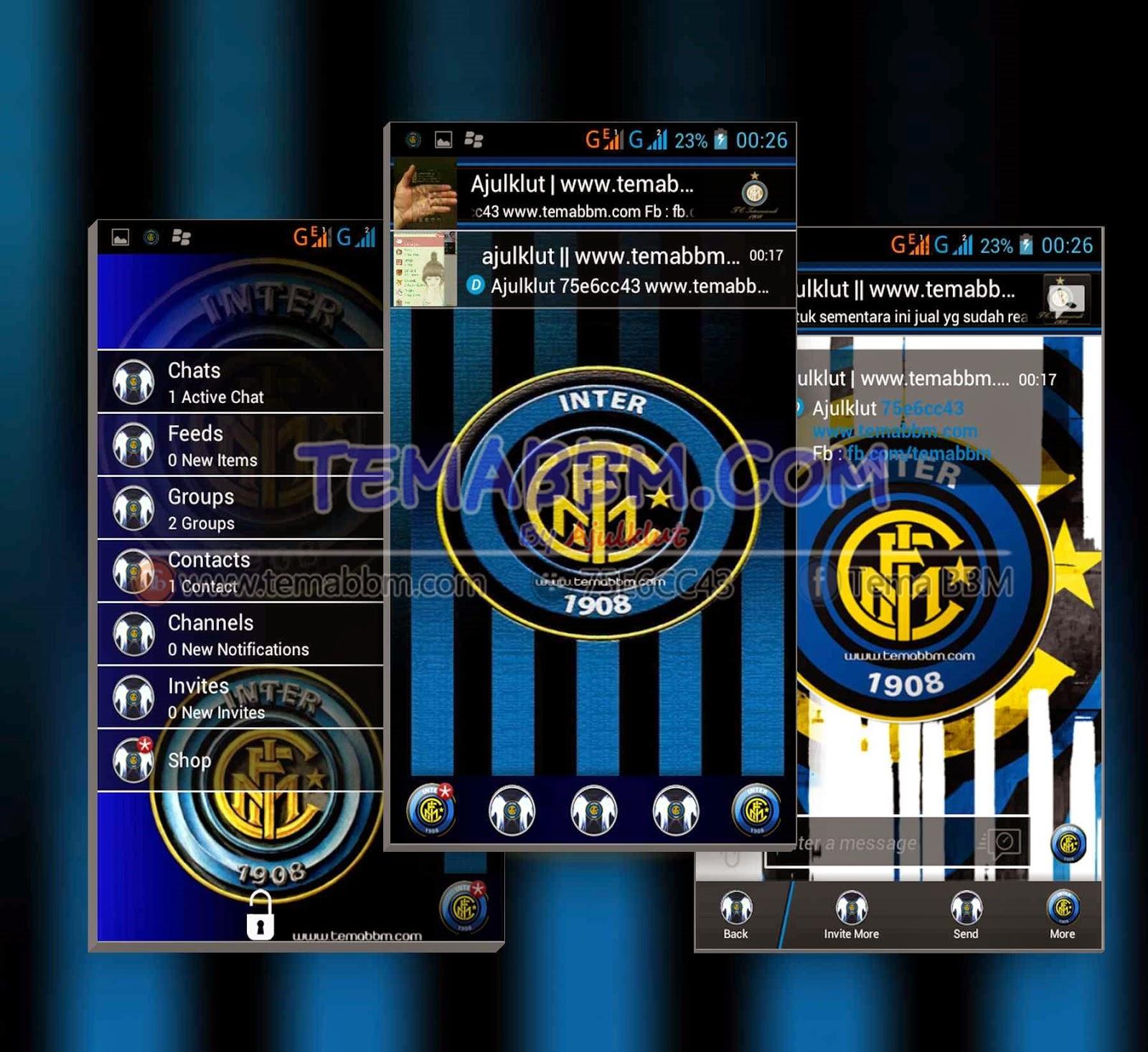 Tema BBM Inter Milan