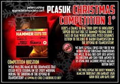 CHRISTMAS PCAS CHRISTMAS 2019 COMPETITIONS!