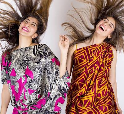 Sana Safinaz Latest Winter Dresses 2016 For Girls