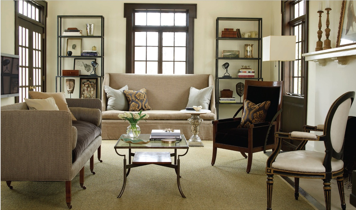 Jodie carter design gorgeous living rooms for The family room vermont