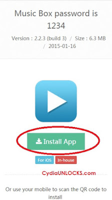 Music Box App (Pyger)