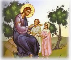 Ὅλα τά παιδιά εἶναι εὐλογημένα ἀπ' τό Χριστό