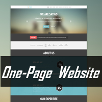 19+ Smart One-Page WordPress Themes