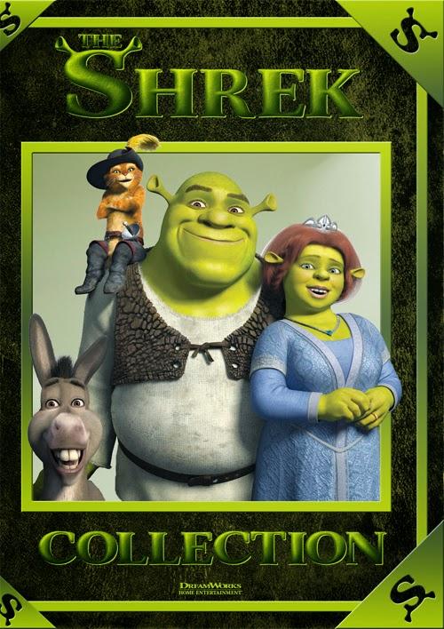 Shrek collection (2001-2012) tainies online oipeirates