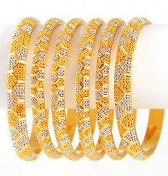 pretty wedding bangles