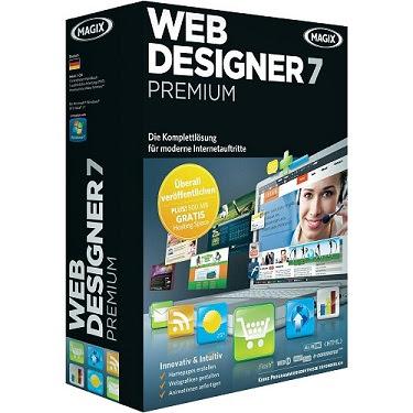 Free++MAGIX+Web+Designer+7+giveaway - MAGIX Web Designer 7 (Kampanya)
