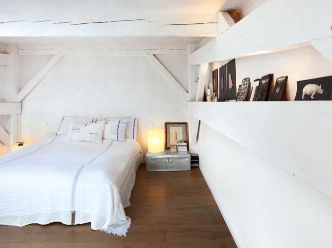 Hometrotter home style blog casa arredamento design - Deco chambre loft ...