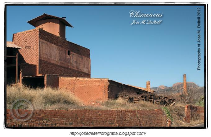 Jose m deltell fotografias antigua chimenea en agost 3 - Chimeneas en alicante ...