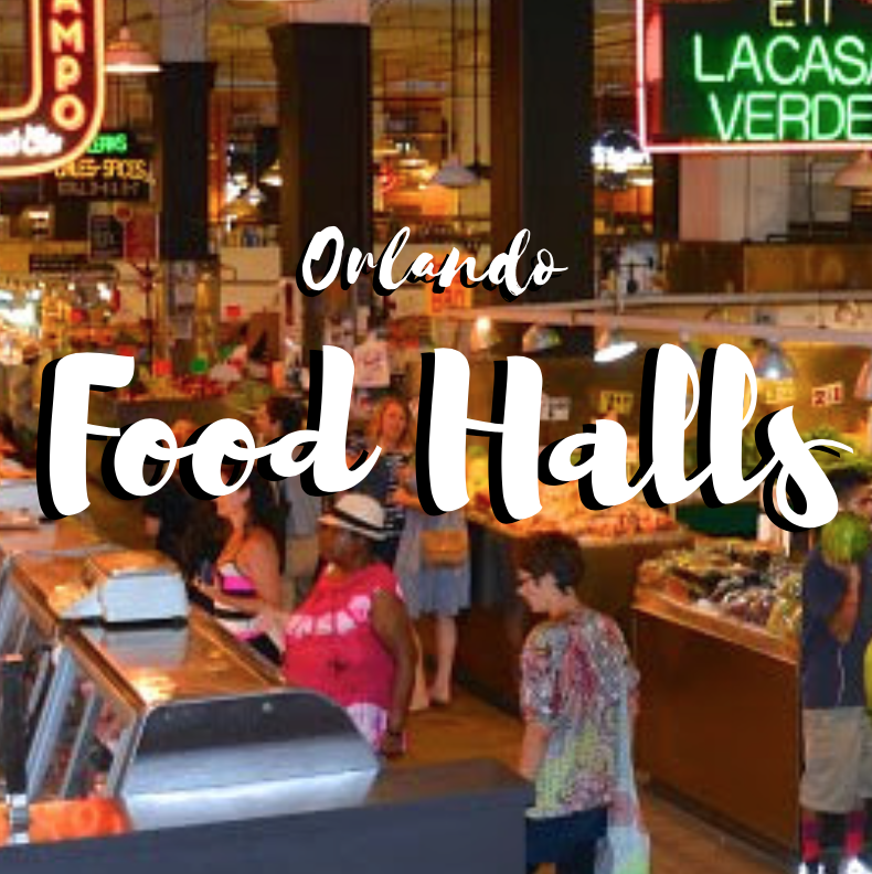 Orlando Food Halls