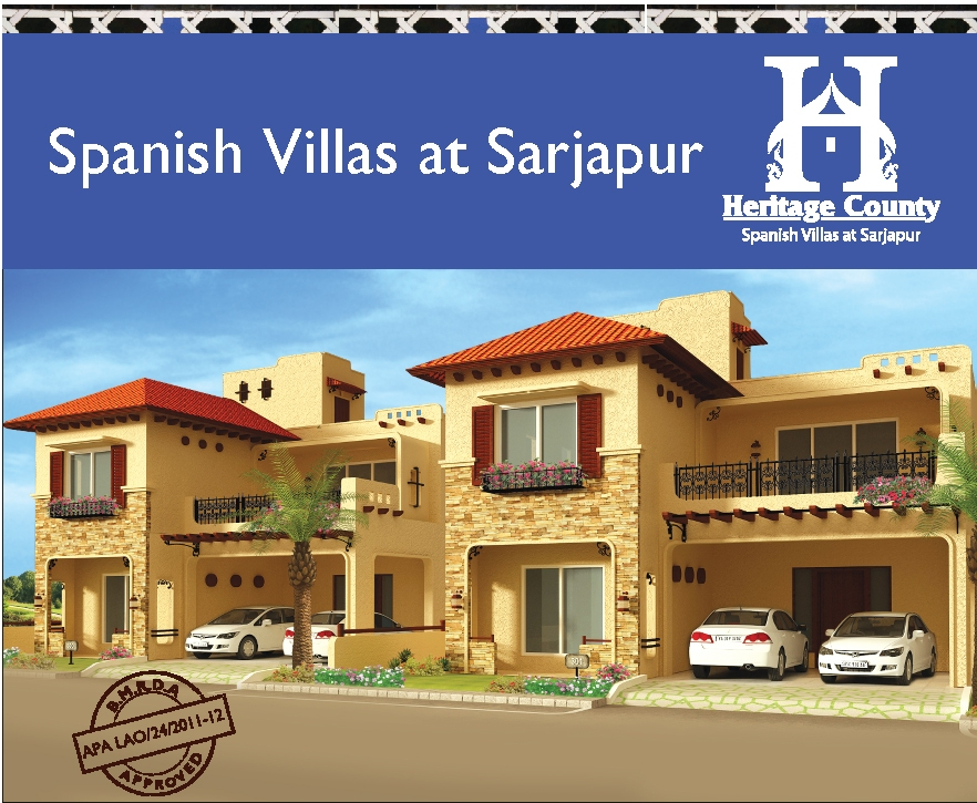 apartments villas in sarjapur road bangalore