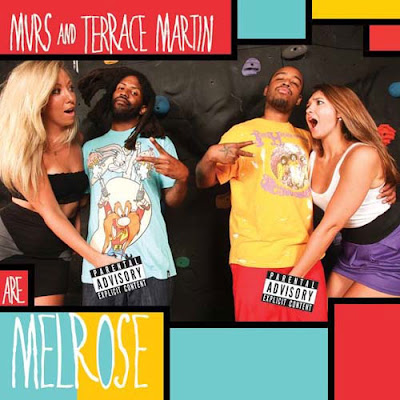 Murs & Terrace Martin – Melrose (CD) (2011) (320 kbps)