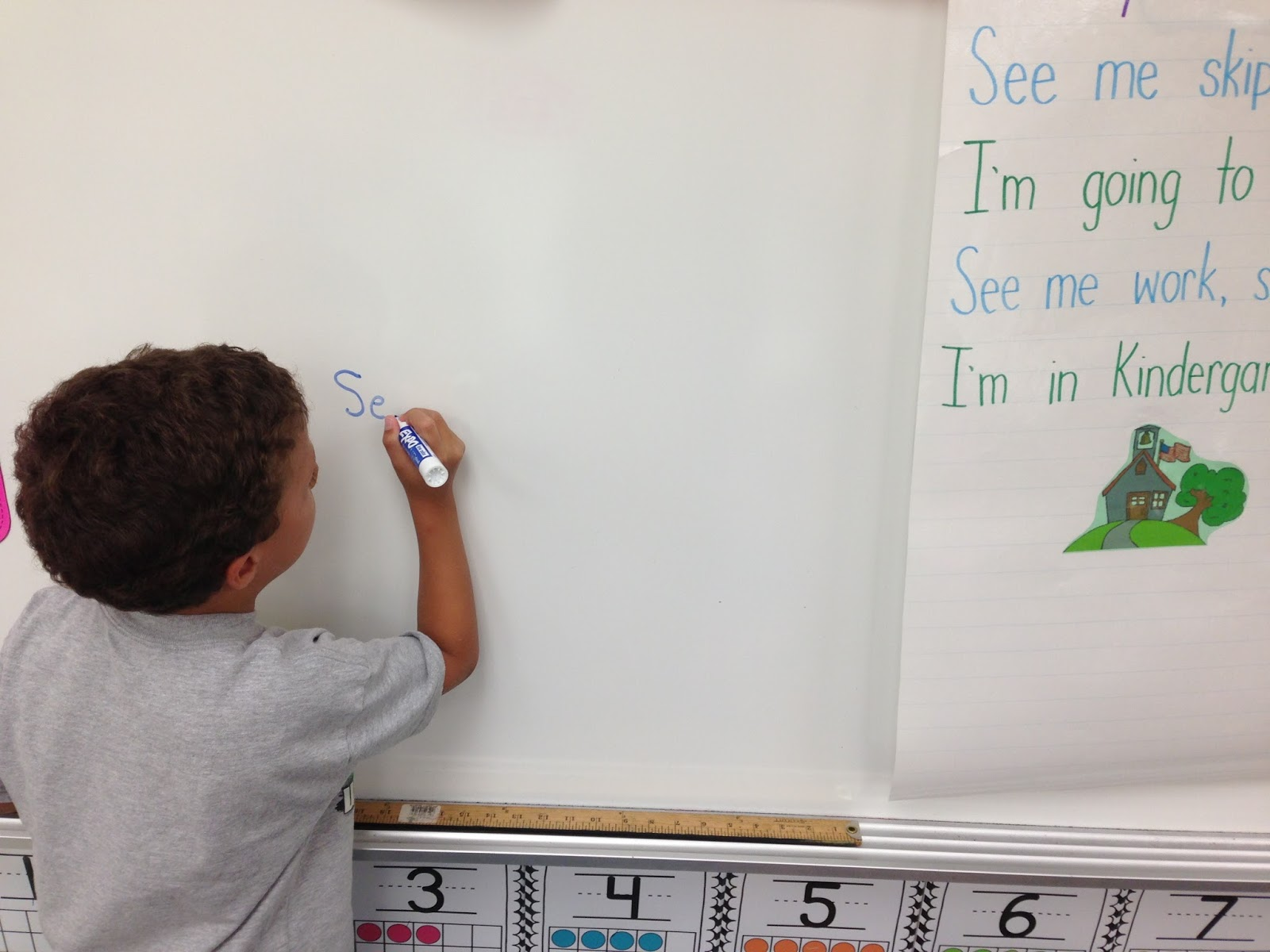 on. sight word sight in we we I to word poem that are try each word focusing choose one