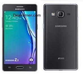 Samsung Tizen Z3 Mobile