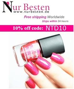 Nurbesten Rabattcode: NTD10