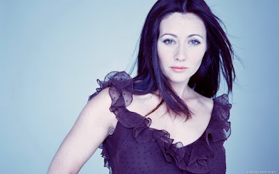 American Actress Shannen Doherty