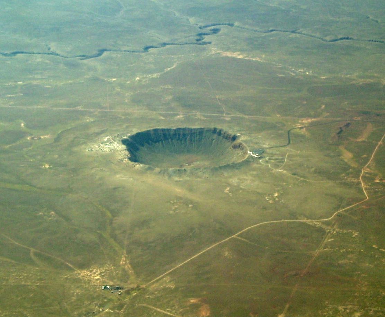 Rolea tu imperio - Expansión - LA PROFECÍA - Página 2 Meteor+Crater+AZ++-+1