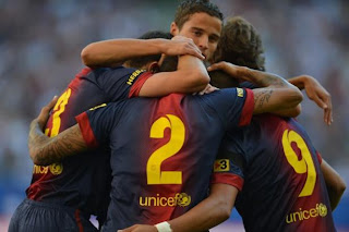 Prediksi Skor PSG vs Barcelona 5 Agustus 2012