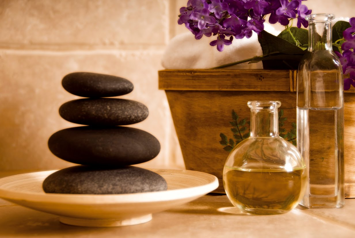 Aromatheraphy Massage