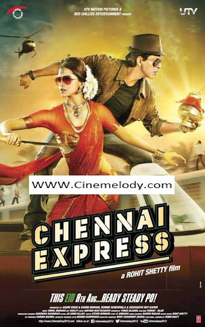 Chennai Express Telugu Mp3 Songs Free  Download  2013