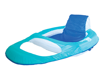 We own the Spring Float pool float and love it so I had I feeling this would be perfect for relaxing in the pool.  sc 1 st  Momu0027s Balancing Act & SwimWays SpringFloat Recliner Pool Float ~ Review u0026 Giveaway (Ends ... islam-shia.org