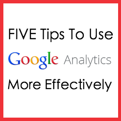 Google Analytics Webinars | $20 for a 60-minute session via framedfrosting.com