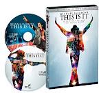 Promoção de DVDS e CDS MJ