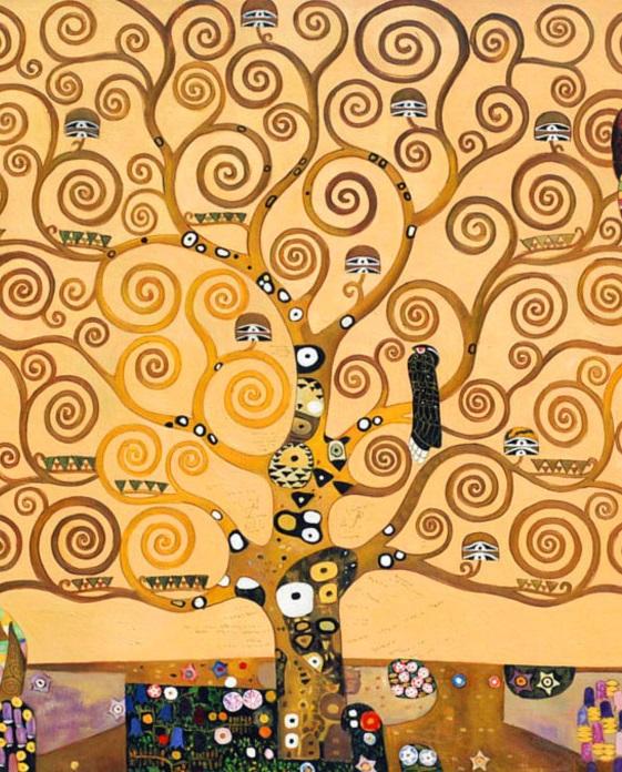 Stelledilatta l 39 albero della vita for Albero della vita da stampare e colorare