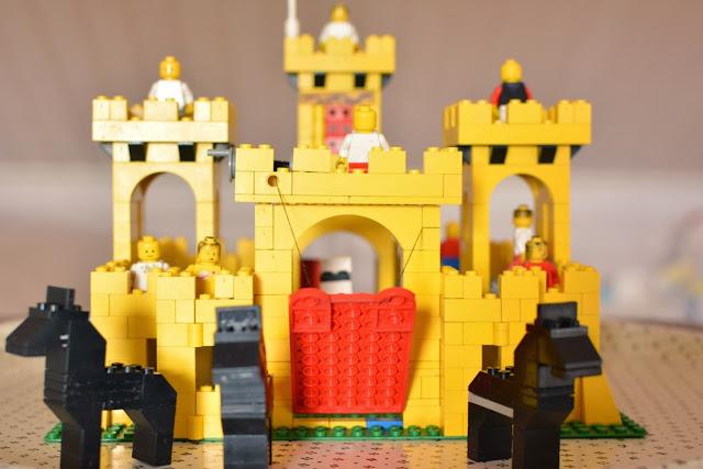 Legolinna vuodelta 1978 - Muonamiehen mökki