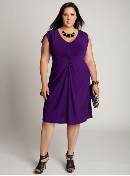 Modern Women Lifestyle Tips: The Trendy Plus Size Clothing Models