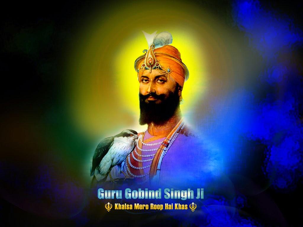 Hindu God Guru Gobind Singh Ji Wallpaper Download