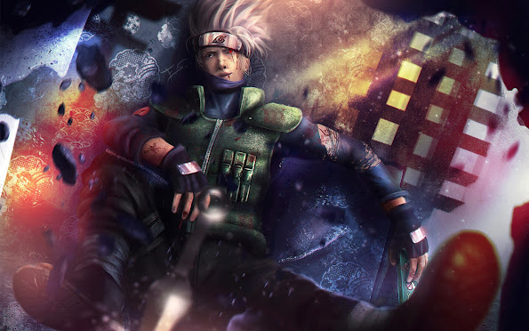 kakashi unmasked face sharingan eyes anime hd wallpaper 1920x1200