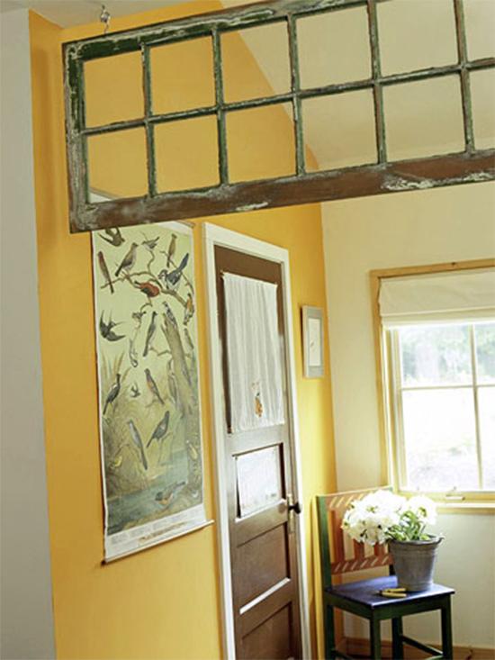 divisor de ambiente, dividir ambiente, janela reciclada, reaproveitar janela, janela velha, reciclagem, upcycling, reaproveitar, old window, quadro de recados