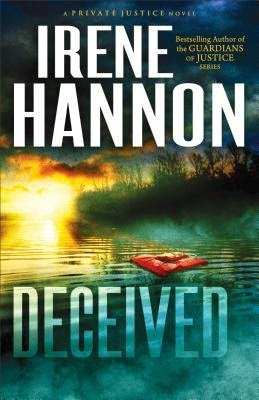 Deceived {Irene Hannon} | #bookbloggers #tingsmombooks #revellreads