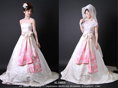 el baúl secreto de beituru: inspiración japonesa en los vestidos de