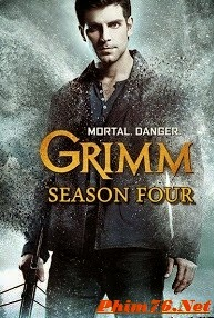 Săn Lùng Quái Vật 4|| Grimm Season 4