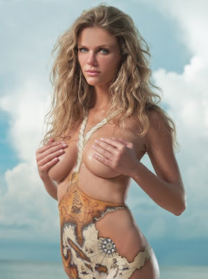 Body Painted