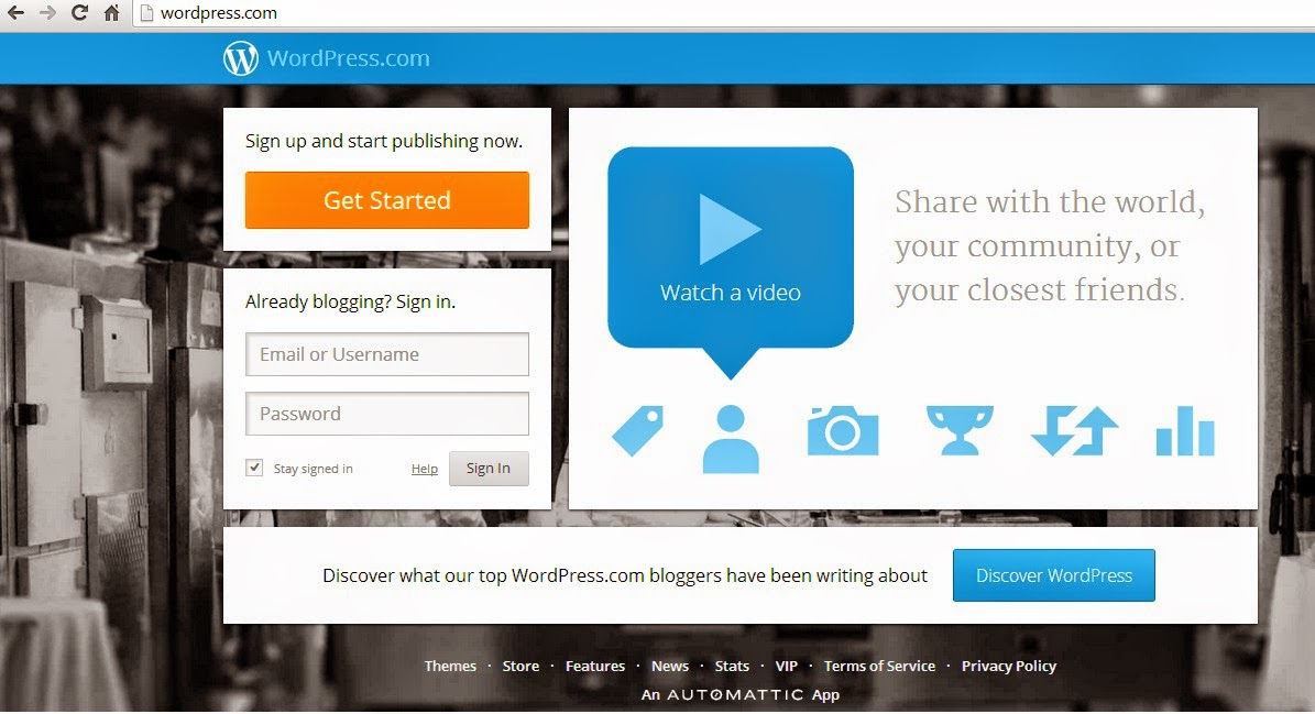 Tutorial Membuat Wordpress Gratis