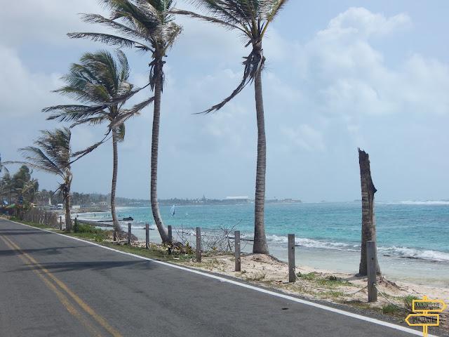 Volta a ilha San Andres