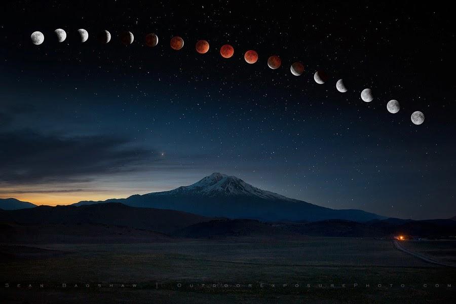 صور جميلة ومدهشة للقمر - ستمنحك أفكار رائعة
