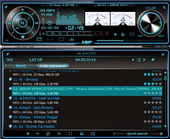 aimp music player free download