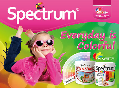 Tren Warna Spectrum 2016