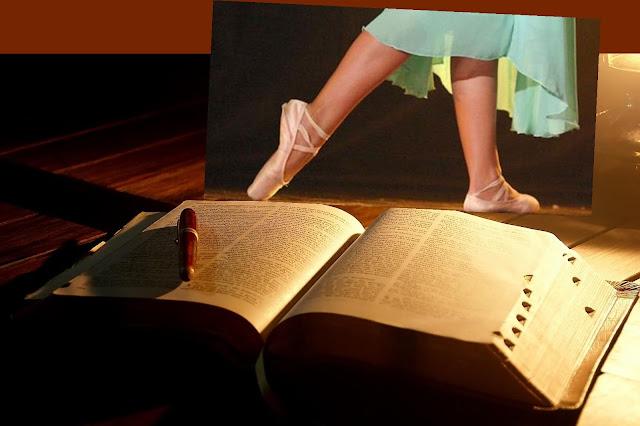 """""""Louvai ao Senhor com danças"""" - Salmos 149:3"""