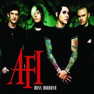 Canzoni Travisate: Miss Murder, AFI